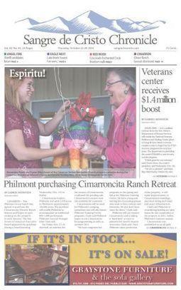 Angel Fire veterans center receives $1.4 million boost - Sangre de Cristo Chronicle | Veterans(New Mexico + Legislation) | Scoop.it
