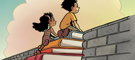 Award-Winning Graphic Novelist Encourages Kids to Read Outside Comfort Zones - NEA Today | Multicultural Children's Literature | Scoop.it