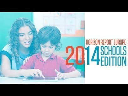 Announcing the NMC Horizon Report Europe > 2014 Schools Edition   3D Virtual-Real Worlds: Ed Tech   Scoop.it
