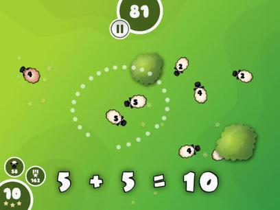 Kaikki lampaita laskemaan -nukahtamatta! | Tablet opetuksessa | Scoop.it