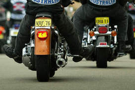 Bikie gangs 'here to stay', despite laws - The Age | Changes in the Law | Scoop.it