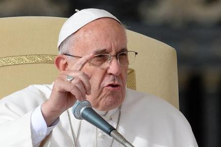 Killing Them Softly: Pope Francis Condemns Income Inequality, Sanctions Gender Inequality | Gender, Religion, & Politics | Scoop.it