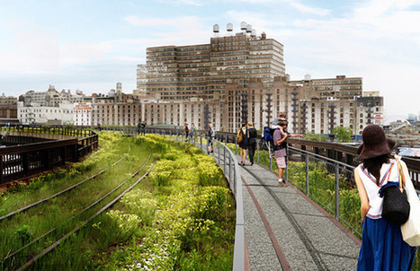 NYC's High Line: round 3 | Container Architecture | Scoop.it