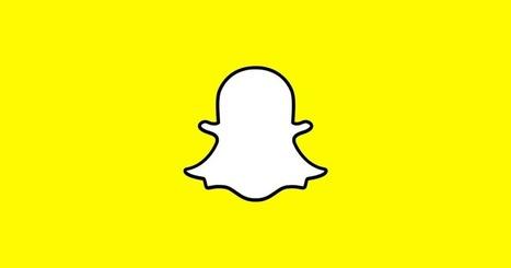 Snapchat comment ça marche ? | social media - identité numérique | Scoop.it