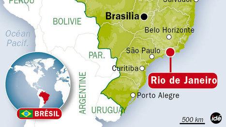 Brésil : viol en réunion d'une Américaine, le dernier suspect arrêté - TF1 | Citrons Press'és, TOUT savoir sur l'actualité! | Scoop.it