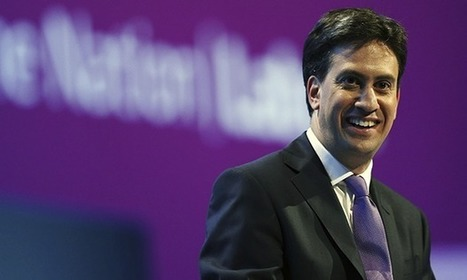 'Red Ed' Miliband? Not really, but at least he's made a start - The Guardian | Unit 2 12.4B- Fiscal Policy | Scoop.it