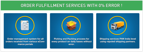 Order Fulfillment, Warehousing, Pick And Pack, Logistics, Shipping, Services | India | YFS | Order Fulfillment Services India | Scoop.it