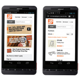 Home Depot's mobile conversions double year-over-year | Innovative Marketing and Crowdfunding | Scoop.it