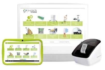 ePack Hygiene, la restauration de la table à la tablette | Commerce Connecté Local | Scoop.it