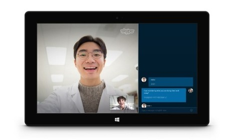 你好! Ciao! Skype Translator Now Speaks Italian and Mandarin | Italia Mia | Scoop.it