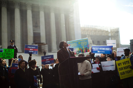 Voting Rights Law Draws Skepticism From Justices | Gov and Law | Scoop.it
