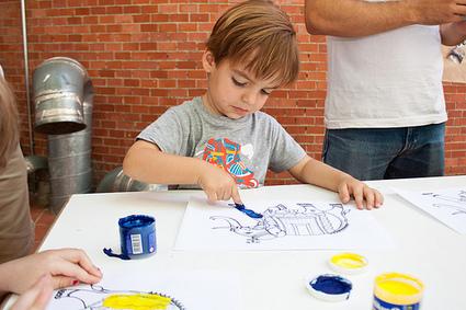 Fomentar la creatividad de los niños - La Mente es Maravillosa | Educación Infatil y Tic | Scoop.it