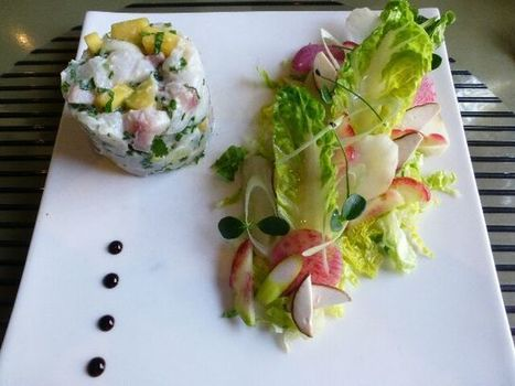 Paris 4e: du neuf chez Cru | Restaurants | MILLESIMES 62 : blog de Sandrine et Stéphane SAVORGNAN | Scoop.it
