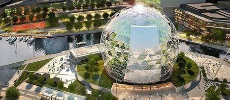 Futur : les fermes poussent en ville | Lateral Thinking Knowledge | Scoop.it