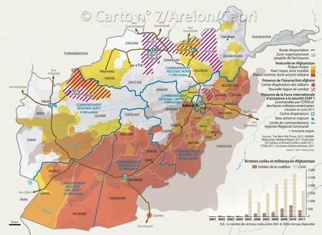 Afghanistan: les talibans plus près du pouvoir   Nuevas Geografías   Scoop.it