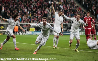 Real Madrid Qualify for Champions League Final after Thrashing Bayern Munich | UEFA Champions League | Scoop.it