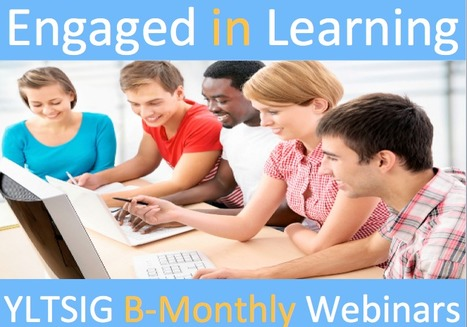 Free Bi-Montly IATEFL YLT SIG Webinars on Teaching and Learning | Massive Open Online Course (MOOC) | Scoop.it