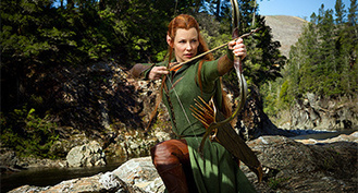 """The Tolkien Nerd's Guide to """"The Hobbit: The Desolation of Smaug"""" 