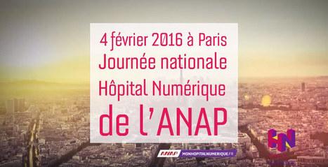 La Journée nationale « Accompagnement Hôpital Numérique » | SIH Solutions | Informatique et santé | Scoop.it