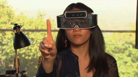 Turn the real world into a Holodeck! Glasses to make you a real-life Tony Stark, for real...CNN | Pervasive Entertainment Times | Scoop.it