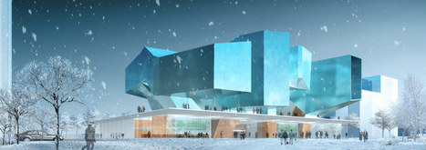 studio fuksas + SPEECH win international competition for moscow museum - designboom | architecture & design magazine | Form, Structure & Complex Geometry Innovations | Scoop.it