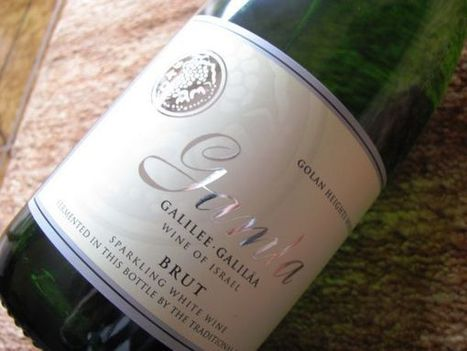 Gamla Brut Golan Heights Winery | Intorno alle Bolle | Scoop.it