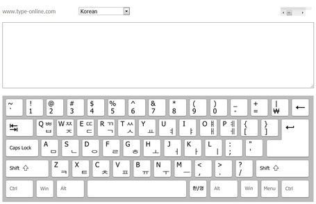 Type Online : virtual keyboard multilingue | Je, tu, il... nous ! | Scoop.it