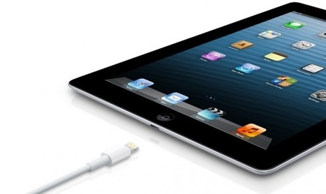 Apple lanza el iPad de cuarta generación | Antonio Galvez | Scoop.it