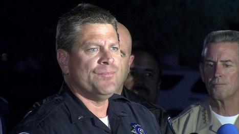 First officer at scene of San Bernardino shooting recalls carnage | Criminal Justice in America | Scoop.it