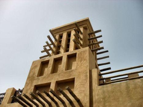Détails d'Architecture – Un architecte égyptien (ré)invente la climatisation | Architecture écologique | Scoop.it