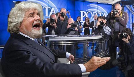 Strade - Grillo riporta da Vespa la stessa Italia di sempre | The Matteo Rossini Post | Scoop.it