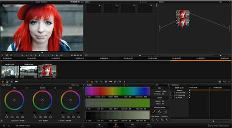 Getting started with the Blackmagic Camera raw in Davinci Resolve | Spiritual links | Scoop.it