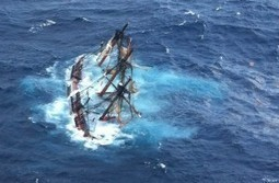 HMS Bounty : un drame et des questions gênantes | Bateaux et Histoire | Scoop.it