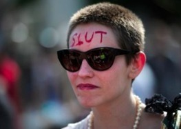 Slut! Reclaim the word or banish It? | Coffee Party Feminists | Scoop.it