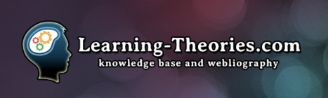 Learning Theories, Learning Models, Learning Theory Summaries | EDUCACION, TIC, WEB 2.0 Y RECURSOS PARA EL APRENDIZAJE | Scoop.it