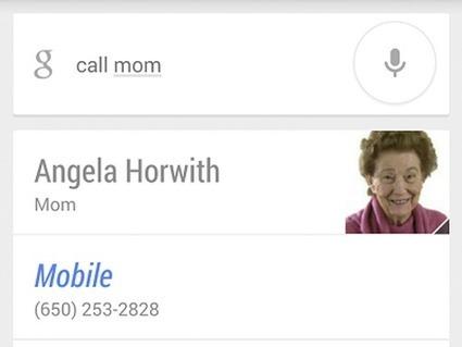 Google Search connaît désormais toute votre famille | netnavig | Scoop.it