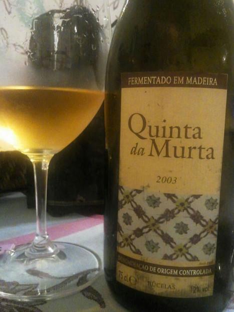 Quinta da Murta 2003 #vinhodanoite on Twitpic | #vinhodanoite | Scoop.it