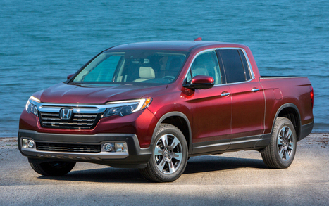 2017 Honda Ridgeline: For SUV Buyers Needing A Truck, Or Truck Buyers Needing An SUV? Yes | I can explain it to you, but I can't understand it for you. | Scoop.it