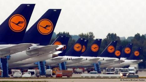15 horas de huelga en Lufthansa | Noticias del Sector | Scoop.it