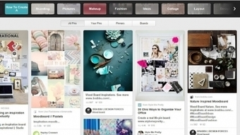 Teaching with Technology: Pinterest makes learning fun | Pinterest | Scoop.it