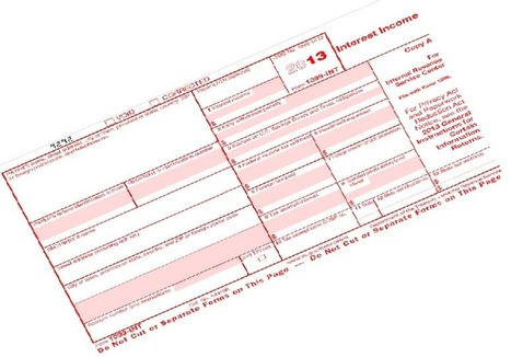 Form 1099-INT online e-filing services by IRS approved service provider | Computer Networking Cources | Scoop.it