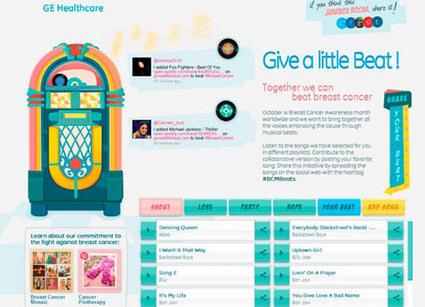 GE Healthcare apuesta por la música como vehículo en su nueva iniciativa de Social Media | Salud 2.0 | Karmeneb | Scoop.it