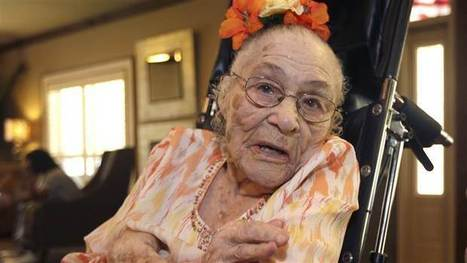 Oldest woman in the United States celebrates 116th birthday | Aging in Style | Scoop.it