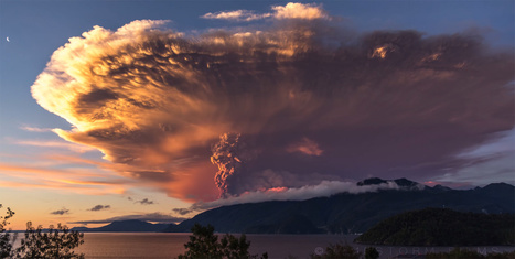 Incredible Time-Lapse of a Massive Volcano Eruption | Geology | Scoop.it