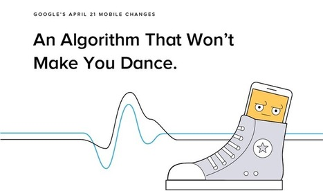 How Google's Mobile-Friendly Algorithm Change Will Drastically Affect Your Website's Traffic [INFOGRAPHIC] | #FreeYourMarketing | Scoop.it