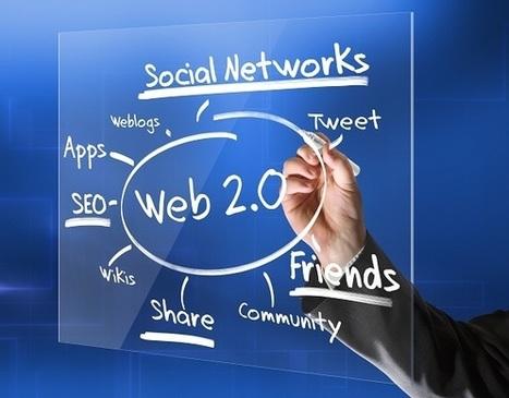 Steps To Growing Your Network Via Social Media   Social Media, SEO, Mobile, Digital Marketing   Scoop.it