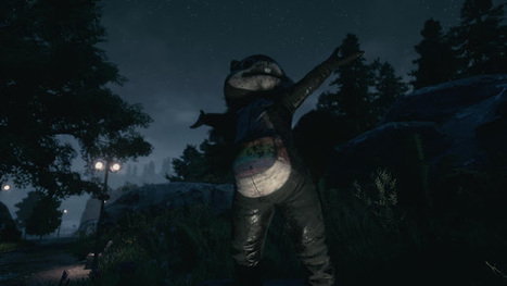 Some thoughts on... The Park ~ The Three-Headed Monkey | Video games and sociology | Scoop.it