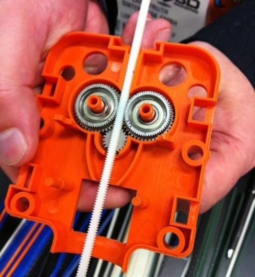Экструдер своими руками для 3д принтера
