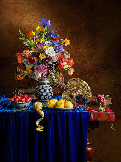 Still life photography inspiration from Kevin Best | The D-Photo | omnia mea mecum fero | Scoop.it