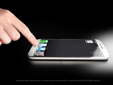 Gorgeous New iPhone 6 Concept Will Make You Drool | iPhone-Developers | Apple News - From competitors to owners | Scoop.it